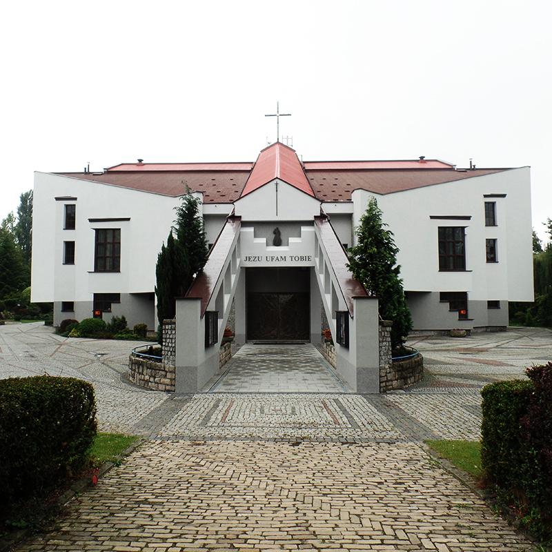 Kraków-Nowy Prokocim, Parafia Miłosierdzia Bożego
