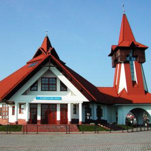 Nowy Targ-Niwa, Parafia św. Brata Alberta