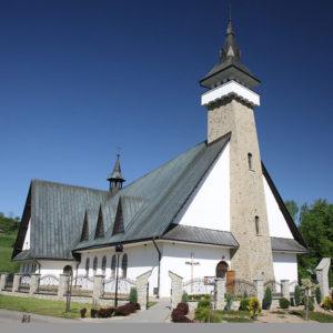 Olszówka, Parafia św. Jana Chrzciciela