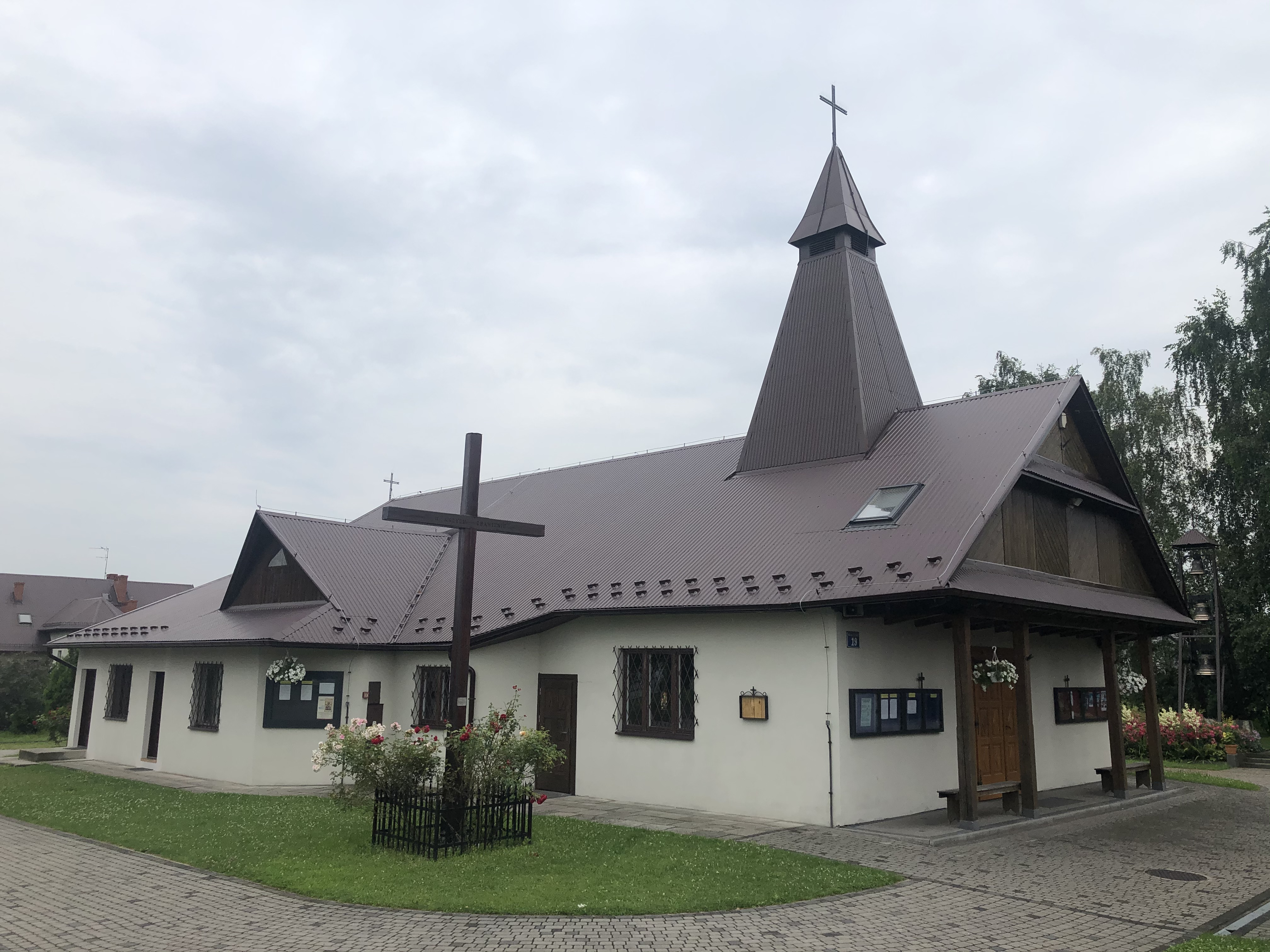 Kraków-Opatkowice, Parafia św. Maksymiliana Kolbego