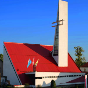 Kraków-Prądnik Czerwony, Parafia Pana Jezusa Dobrego Pasterza