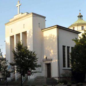 Kraków, Parafia św. Szczepana