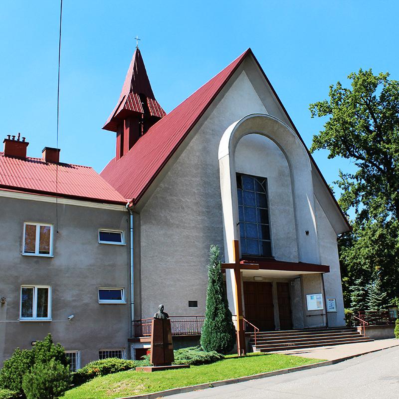 Pawlikowice, Parafia św. Michała Archanioła
