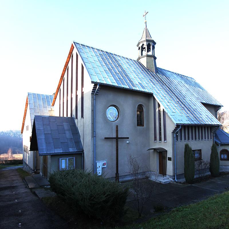 Pogorzyce, Parafia Matki Bożej Królowej Polski