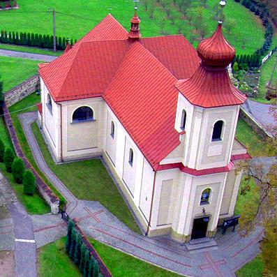 Poręba Żegoty, Parafia św. Marcina