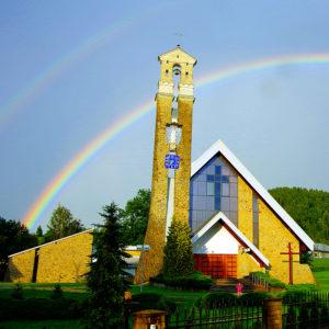 Poręba Wielka, Parafia Matki Bożej Fatimskiej