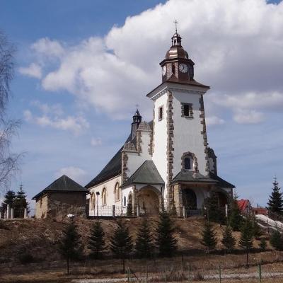 Miętustwo, Parafia Najświętszej Maryi Panny Królowej Polski