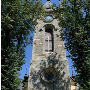 Szaflary, Parafia św. Andrzeja Apostoła