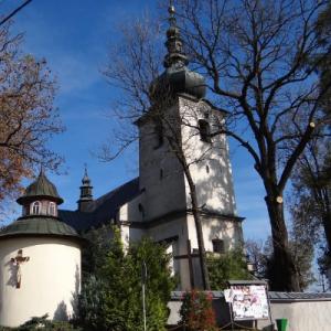 Odrowąż Podhalański, Parafia św. Marii Magdaleny
