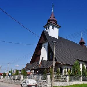 Zaskale, Parafia św. Wojciecha