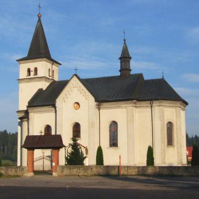 Pieniążkowice-Dział, Parafia Matki Bożej Bolesnej