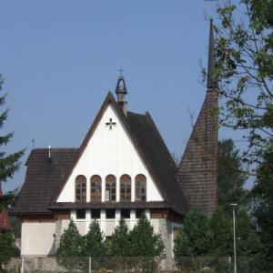 Podczerwone, Parafia Matki Bożej Bolesnej
