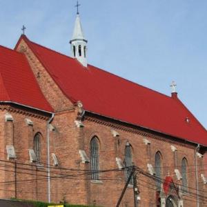 Zabierzów k. Krakowa, Parafia św. Franciszka z Asyżu