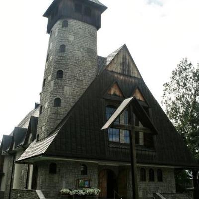 Ciche, Parafia św. Józefa Robotnika