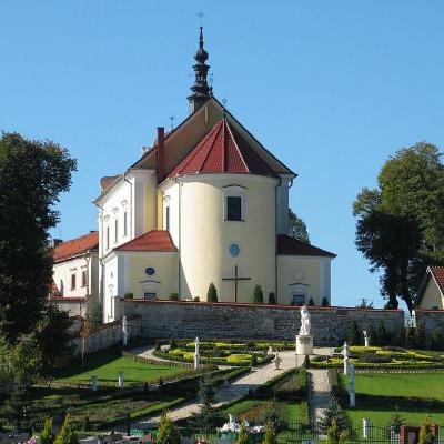 Morawica, Parafia św. Bartłomieja Apostoła