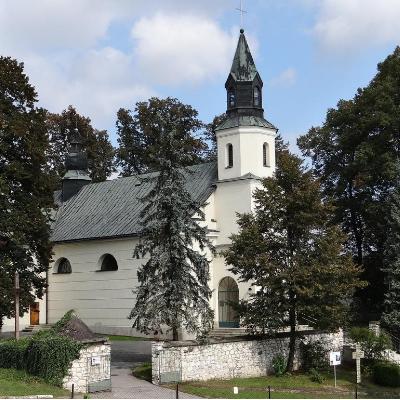 Rybna, Parafia św. Kazimierza