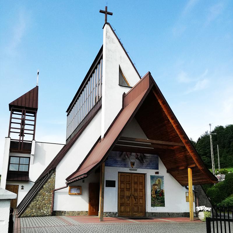 Raba Niżna, Parafia św. Józefa Rzemieślnika