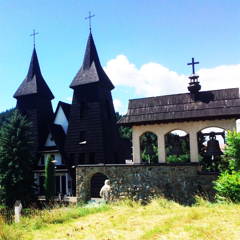Rabka-Zdrój – Zaryte, Parafia Matki Boskiej Częstochowskiej