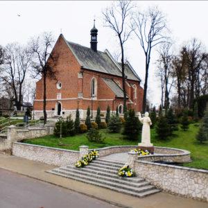 Raciborowice, Parafia św. Małgorzaty