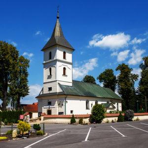 Radziszów, Parafia św. Wawrzyńca