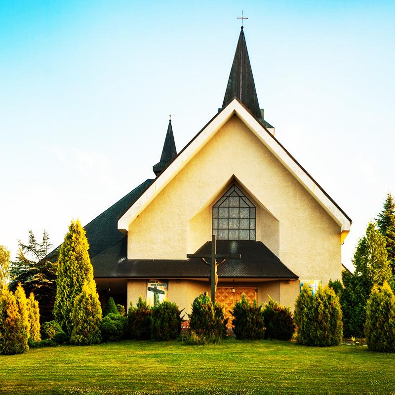 Rokiciny Podhalańskie, Parafia Miłosierdzia Bożego