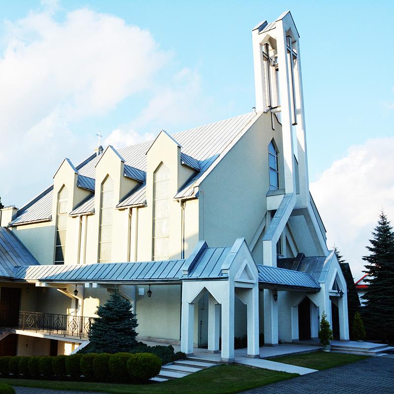 Rzeszotary, Parafia św. Jana Chrzciciela