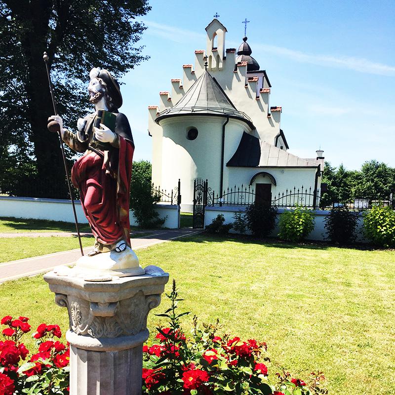 Sanka, Parafia św. Jakuba Apostoła