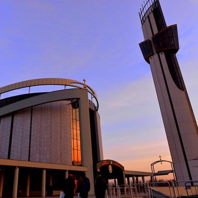 Kraków-Łagiewniki, Sanktuarium Bożego Miłosierdzia