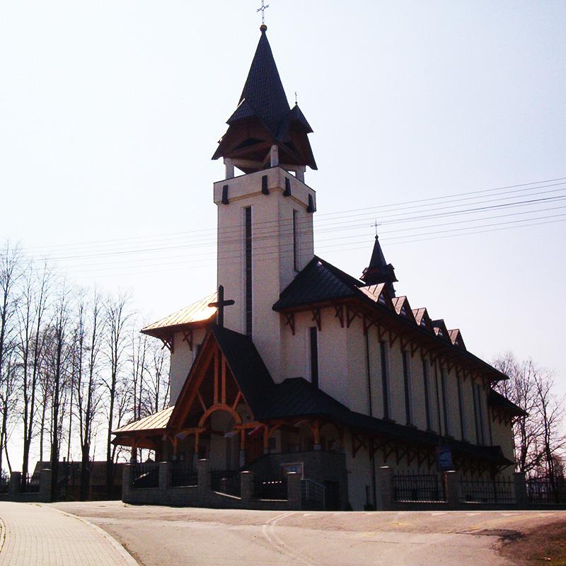 Skawa, Parafia Matki Bożej Wspomożenia Wiernych