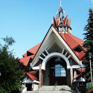 Skawina-Ogrody, Parafia Miłosierdzia Bożego