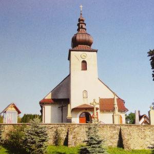 Sromowce Wyżne, Parafia św. Stanisława Biskupa i Męczennika