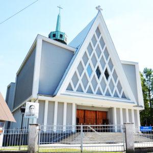 Strumiany, Parafia Niepokalanego Serca NMP