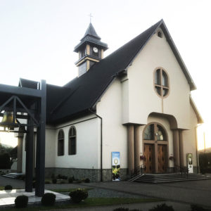 Stryszawa (Dolna), Parafia św. Stanisława Biskupa i Męczennika