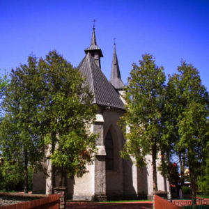 Trybsz, Parafia św. Elżbiety Węgierskiej