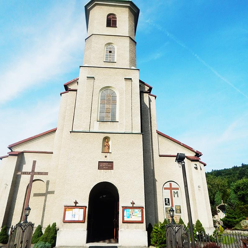 Tarnawa Dolna, Parafia św. Jana Kantego