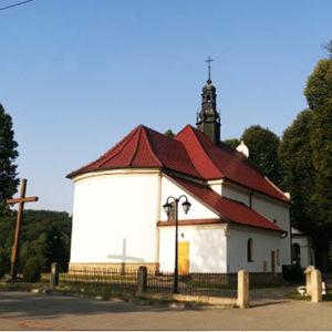 Tarnawa k. Bochni, Parafia Nawiedzenia Najświętszej Maryi Panny