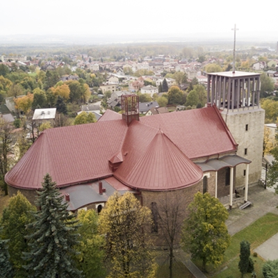 Trzebinia, Parafia Świętych Apostołów Piotra i Pawła