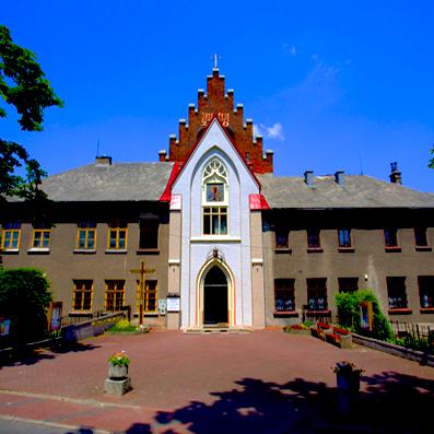 Trzebinia-Wodna Krystynów, Parafia św. Barbary