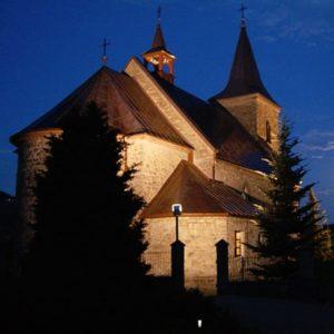 Węglówka, Parafia Matki Bożej Nieustającej Pomocy