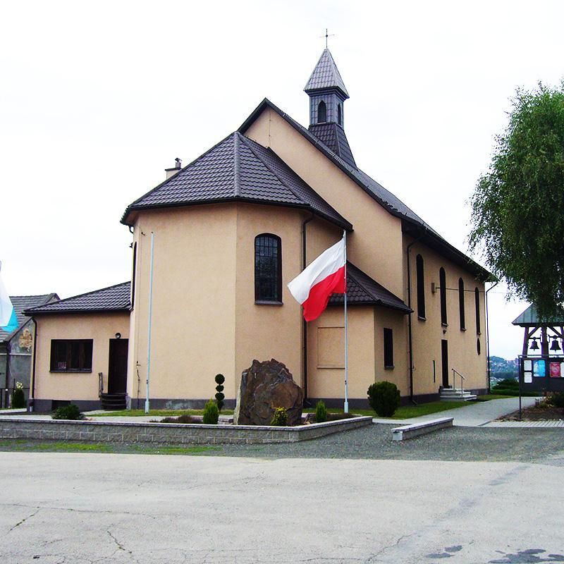 Włosań, Parafia Matki Bożej Królowej Polski