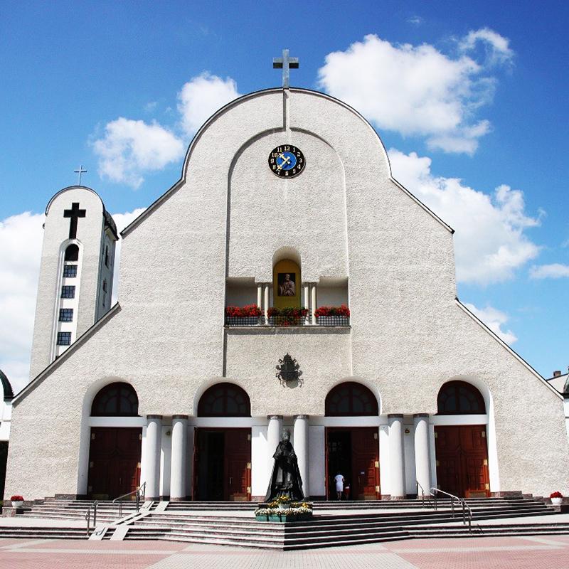 Wadowice, Parafia św. Piotra Apostoła
