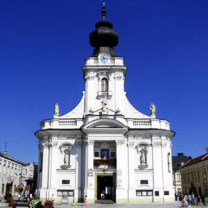 Wadowice, Parafia Ofiarowania Najświętszej Maryi Panny