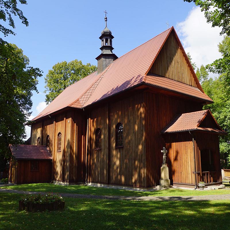 Wiśniowa, Parafia św. Marcina