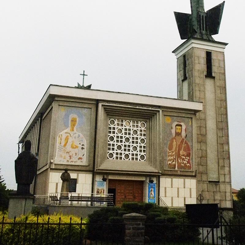 Wola Filipowska, Parafia św. Maksymiliana M. Kolbego