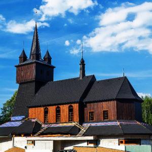 Kraków-Wola Justowska, Parafia Najświętszej Maryi Panny Królowej Polski