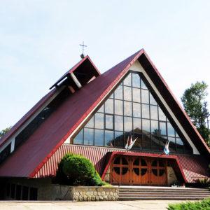 Wola Radziszowska, Parafia Wniebowzięcia Najświętszej Maryi Panny