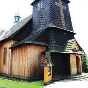 Ząb, Parafia św. Anny