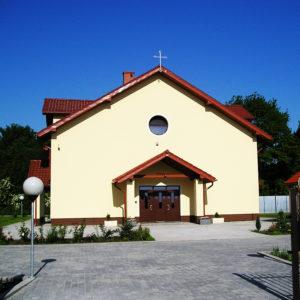 Kraków, Parafia bł. Jerzego Popiełuszki prezbitera i męczennika