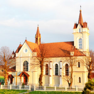 Zabierzów Bocheński, Parafia Opieki Najświętszej Maryi Panny
