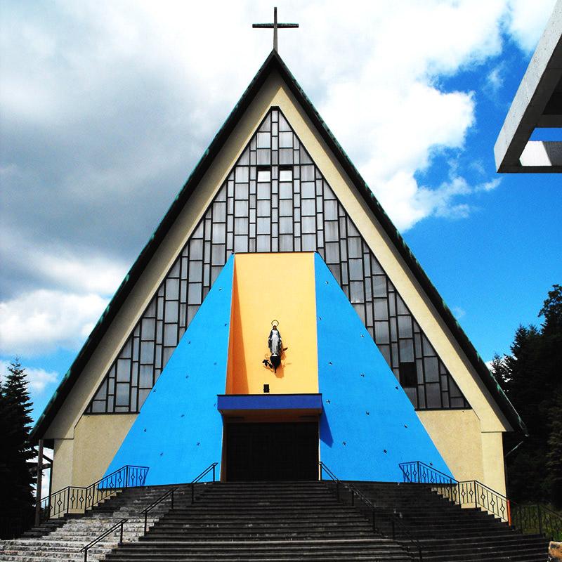 Zagórze, Parafia Wniebowzięcia Najświętszej Maryi Panny